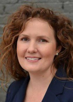 Photo Normal Township Supervisor Sarah Grammer